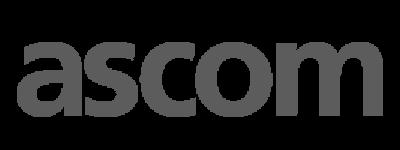 Kundenlogo ascom