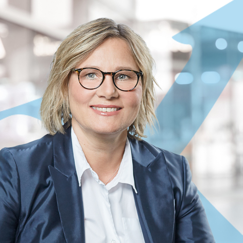Chefredakteurin Birgit Ahlers