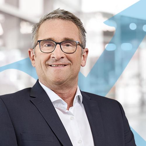Geschäftsführer Volker Panier