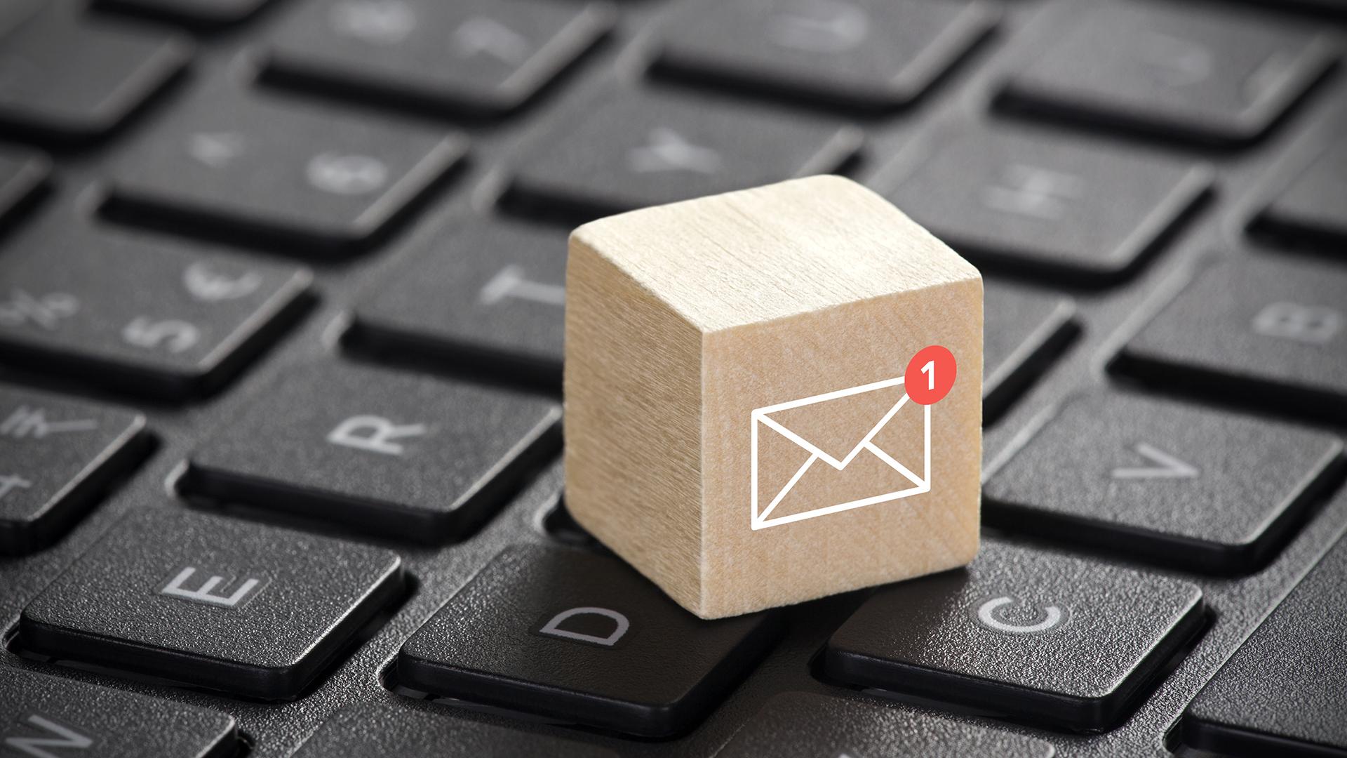 Icon Sales-Tipp Anmeldung neue Mail im Postfach