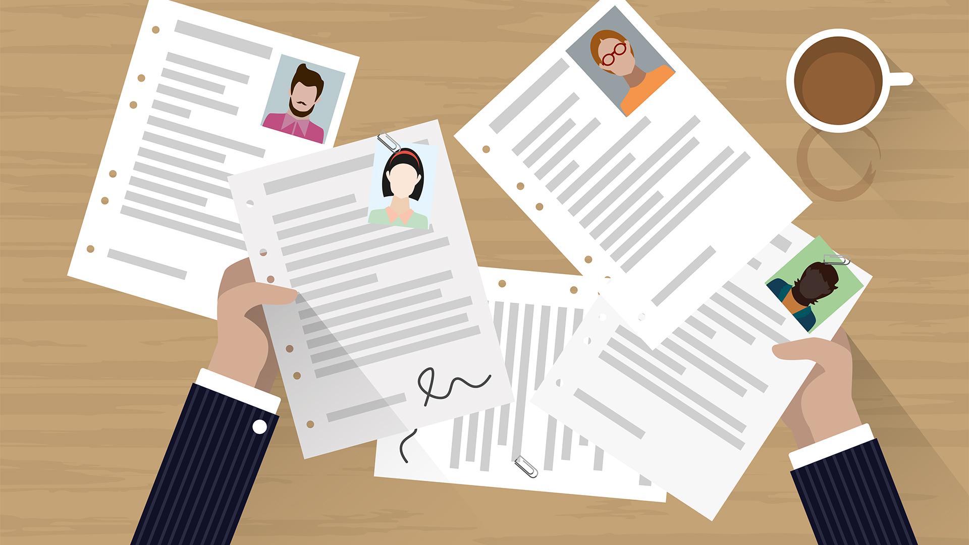 Überzeugende Bewerbungsunterlagen erstellen