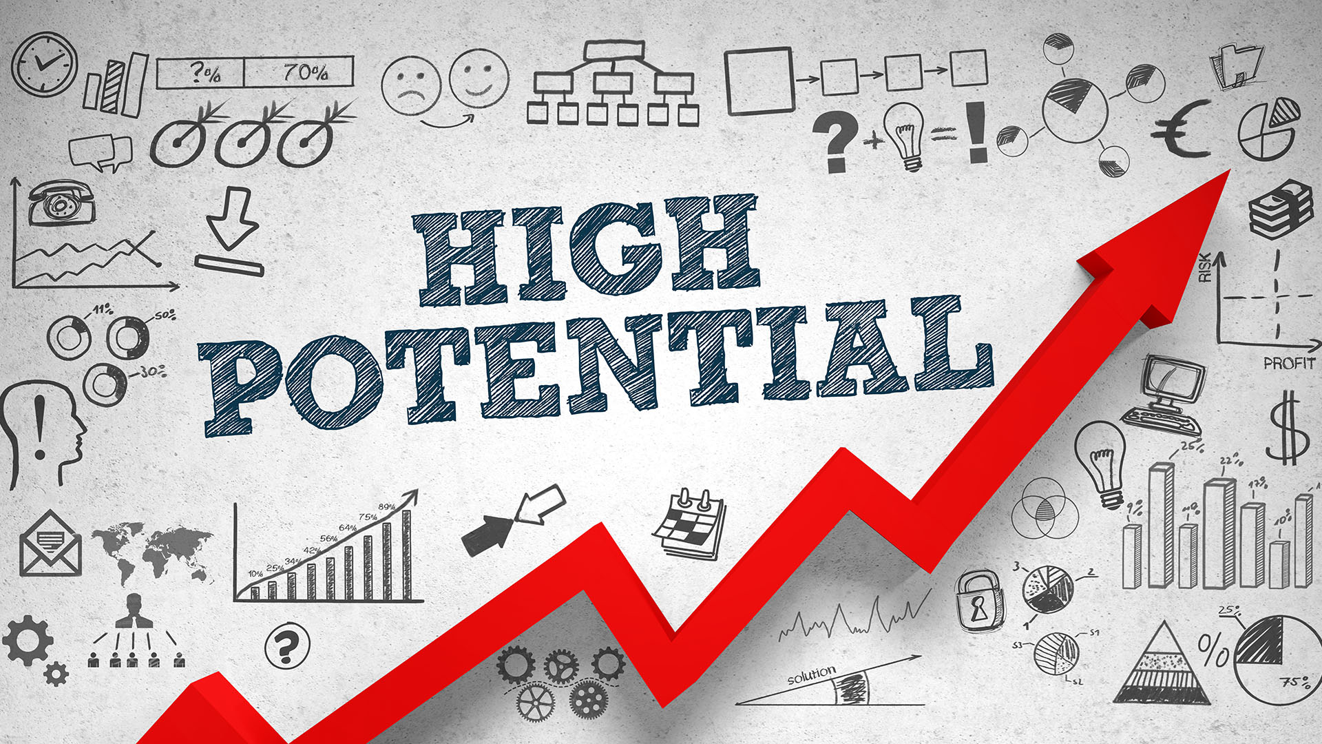 3 Ideen, wo Sie Potenzial finden ohne großes Investment