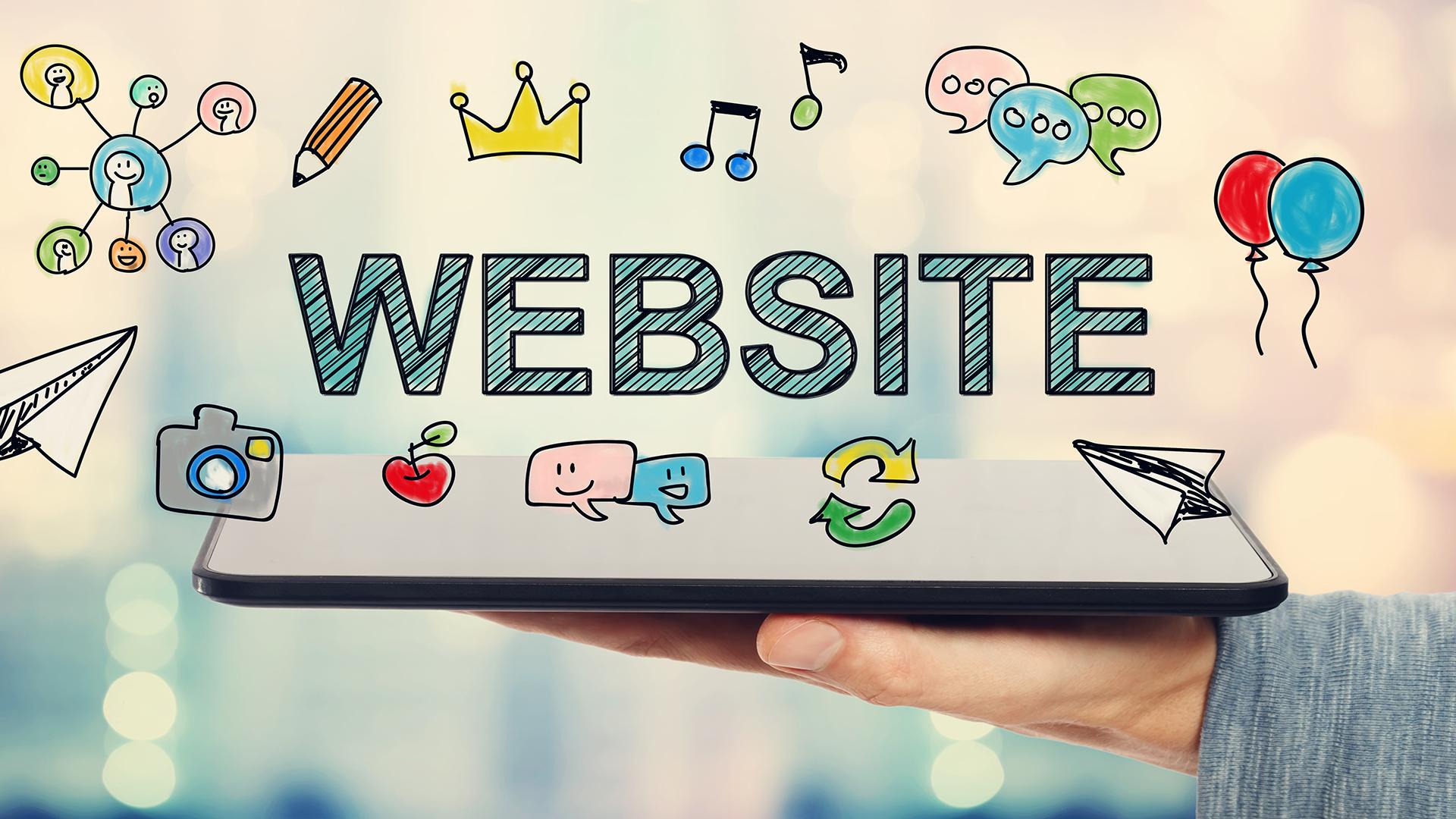 Neue Website ist online!