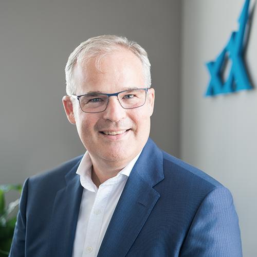 Geschäftsführer Thomas Grimm